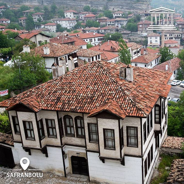 """Can you touch the soul of history? At the Ottoman houses in Safranbolu, a lovely Unesco World Heritage Site, the answer is a resounding """"yes""""!"""