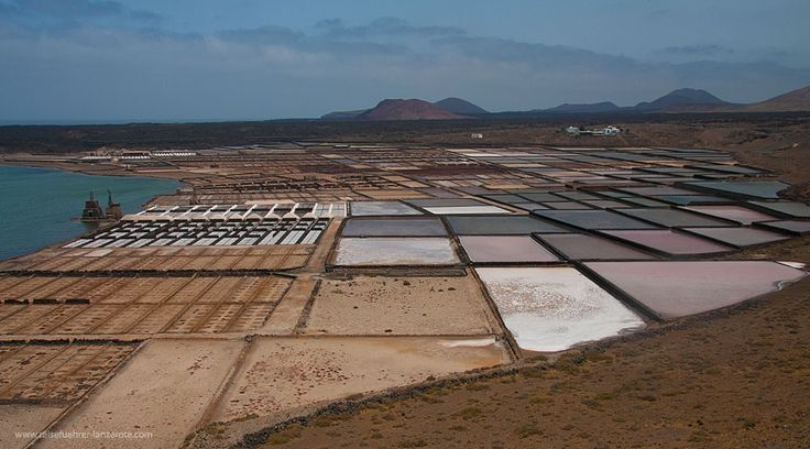 Als Saline bezeichnet man eine Anlage zur Gewinnung von Salz. Die Saline von Janubio ist die Größte aller Kanarischen Inseln und befindet sich in ca. 2 Kilometer Entfernung in nordwestlicher Richtu…