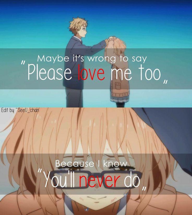 Anime : beyond the horizon