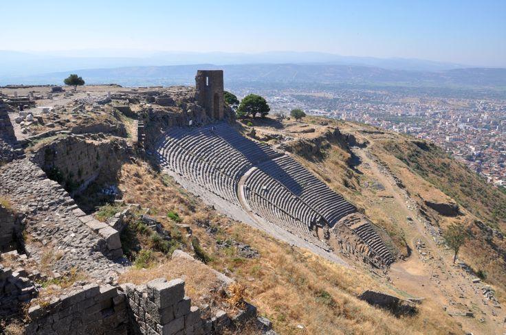 Acropolis at Pergamum