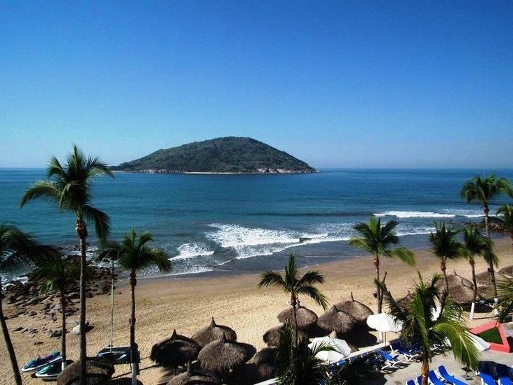 Playa Y Sol Mazatlan Sinaloa México