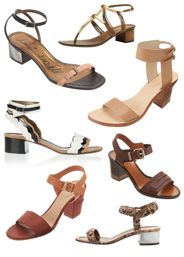 Sandals, sandals, sandals