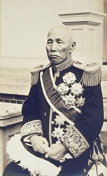大隈重信(早稲田大学創始者) Okuma Shigenobu (founder of Waseda University)