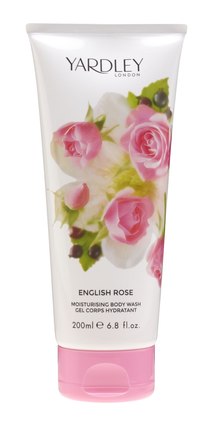 Αφρόλουτρο English Rose Yardley 200ml