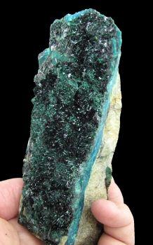 Atacamite from ChileRocks Collector, Nature Rocks, Tony'S Rocks, Rocks Girls, Gems Crystals Rocks Minerals, Beautiful Rocks, Rocks Each, Earth Rocks, Rocks Rocks