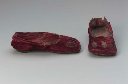 Scarpine Shoes Ca 1500 50 France Mfa Boston Posting This Because