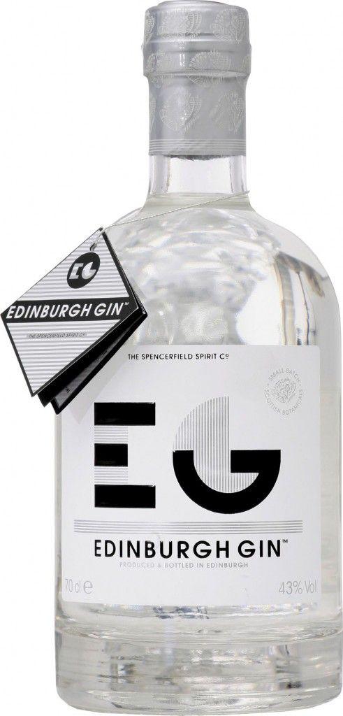 Edinburgh Gin really good as a cocktail base
