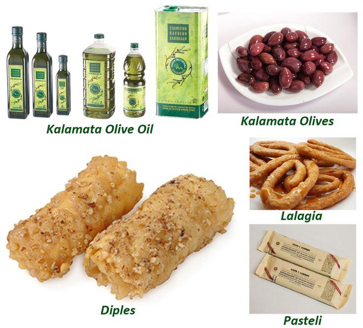 Kalamata Products