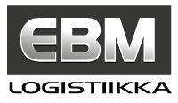 EBM Logistics logo plan and Illustratror CC production