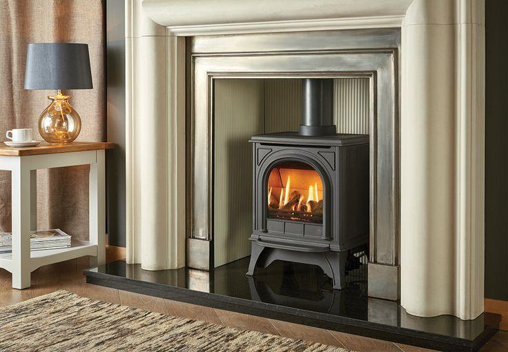 De Gazco Huntingdon 30 gaskachel, een recente aanwinst in de Gazco reeks, combineerd verfijnde stijl met efficiente verwarmings technologie.