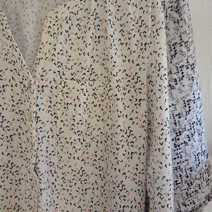 Depuis que j'avais vu ce film avec Catherine Deneuve, mon objectif était de trouver des pyjamas un peu habillés pour traîner avec classe. Le pyjama c'est pas trop mon style, alors j'ai adapté avec ces liquettes trouvées à Monoprix (soldes !). Me voilà parée pour l'hiver et pour la maternité avant ça.