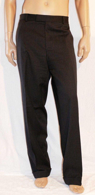 Timeless Elegance! Classic Man Pants Dark Grey All-Wool UGO BOSS Pantalone Uomo Classico Grigio Scuro 100% Lana Vergine Taglia 56 di BeHappieWorld su Etsy