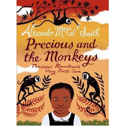 A charming children's tale telling of how the young Precious Ramotswe became the No. 1 Detective she is today.