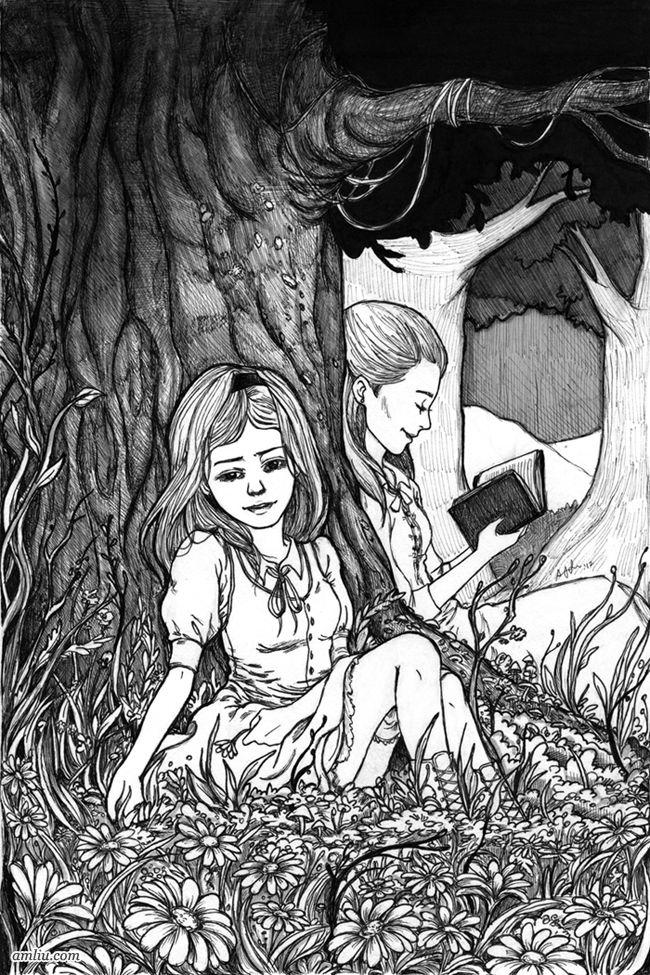 Alice by amy-liu on DeviantArt