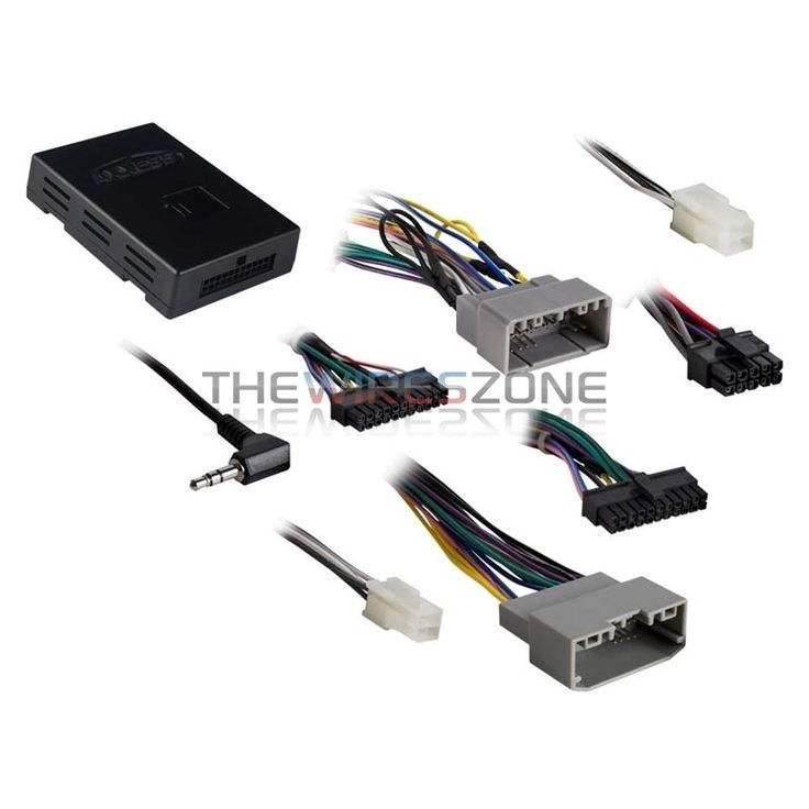 99 best wiring harness interface images on pinterest autos axxess bx ch34 can data interface w steering wheel control for select chrysler sciox Image collections