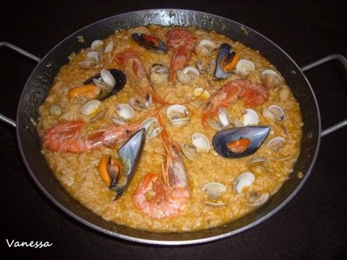 57 best arroces my cook images on pinterest food processor club and garlic - Pizza mycook ...