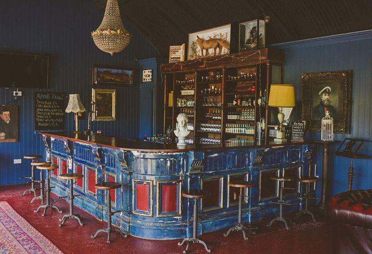 Boat House Bar Mount Druid