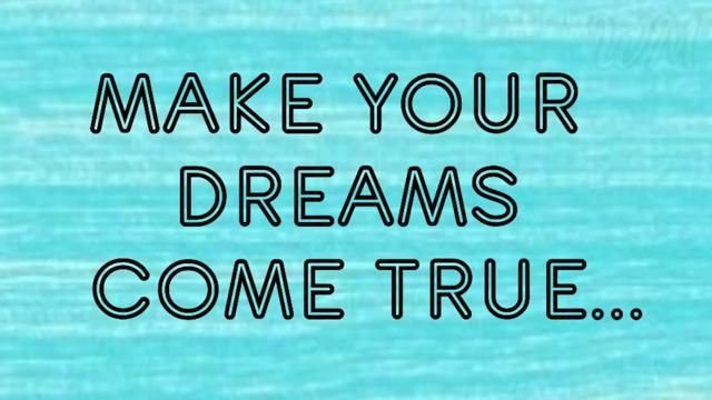 Make Your Dreams Come True Spell Works White Magic Make Dreams Come True Dreaming Of You True