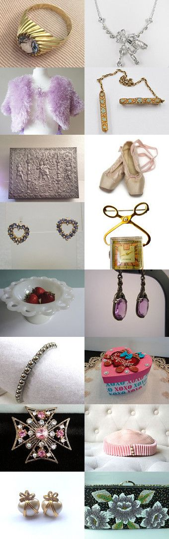 Delicate Treats!  Something to Savor Vogueteam  by Robert Clough on Etsy--Pinned+with+TreasuryPin.com