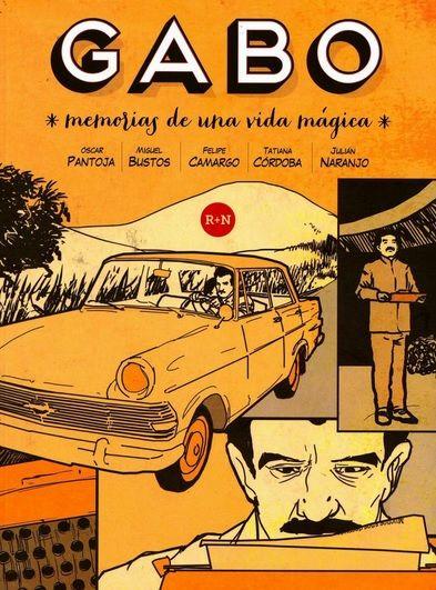 Cómic que relata el proceso de escritura de la novela emblemática de Gabriel García Márquez, Cien años de soledad. Las ilustraciones son expresivas y de estilo realista.
