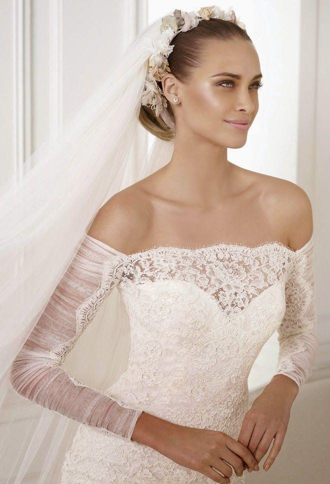 Pronovias 2015 Gelinlik Koleksiyonları - Bölüm 1 - Belle Dergisi. Sofistike Gelin için Düğün Blog