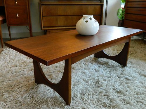 Broyhill Brasilia Coffee Table  Source: modernmobler.com