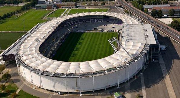 Tour des stades : Stadium municipal de Toulouse