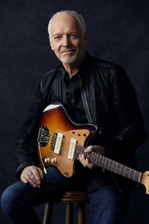 "Peter+Frampton+Premieres+Live+Video+For+""I+Saved+A+Bird+Today""+++On+Tour+Now"