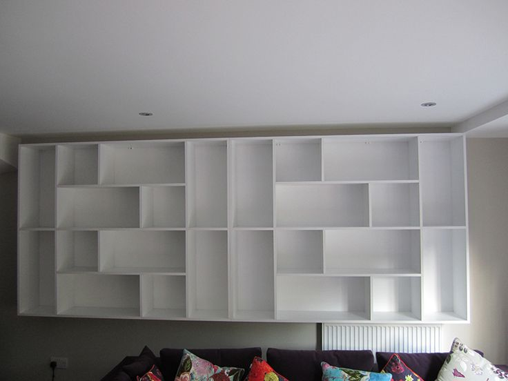 contemporary fitted shelves - Google Search
