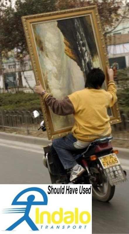 Should Have Used Indalo Transport