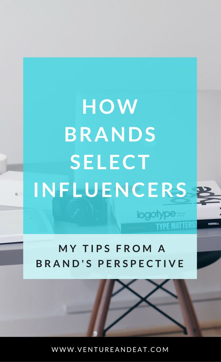 Working With Brands | Pitching Brands | How exactly do brands select influencers? This is the age old question in the blogging community. Here are the actual things brands are looking for in influencers, not numbers.