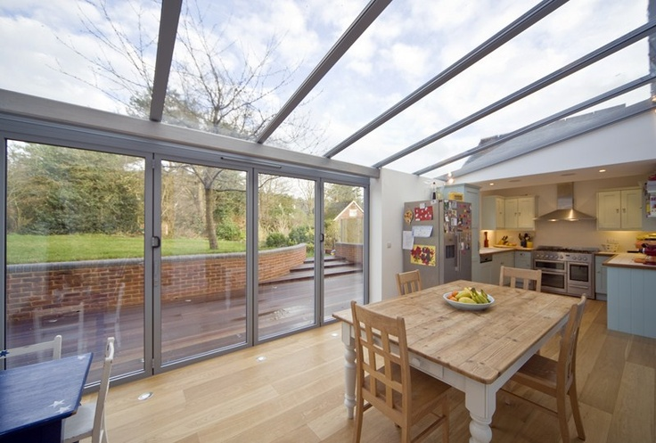 Another great glass extension!