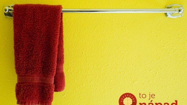NOVÁ METÓDA CHUDNUTIA: Trvá 5 minút a potrebujete k nej len uterák