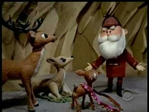 Rudolph - Jingle Jingle Jingle ~ I love this CHRISTMAS SPECIAL and all of the Neat Tunes that go along with it !
