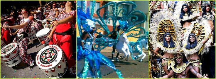 #August Highlights – Notting Hill Carnival #London. #Blog Comfort Inn London - Westminster