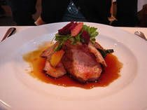 Duck a l'Orange - cuisine made its debut in America thanks in part to this recipe for seared duck breast glazed with sweet orange sauce.
