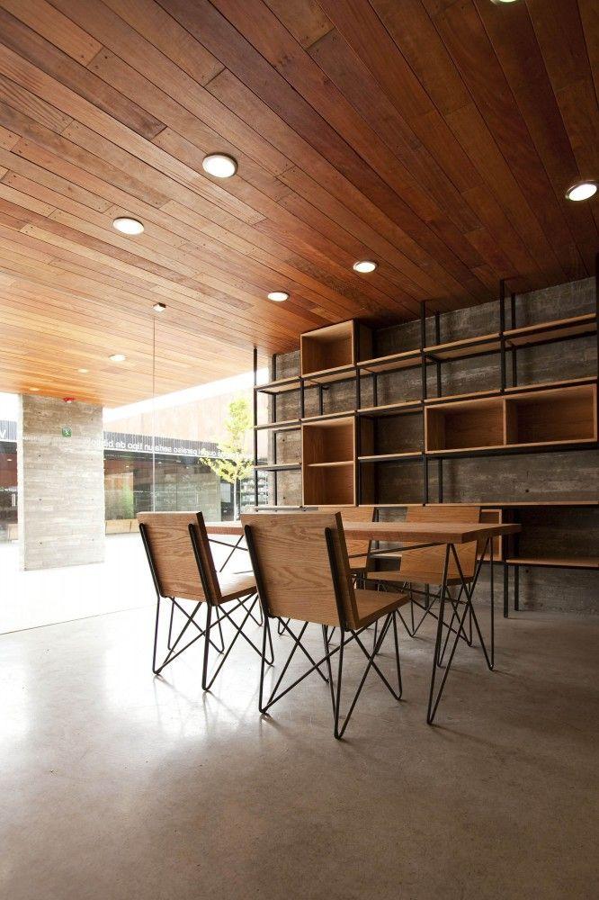 Culinary Art School I Gracia Studio #interior #art #school #architecture