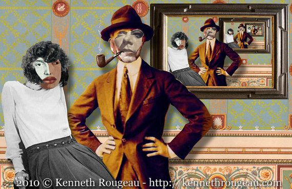 Same Old, Same Old by Kenneth Rougeau