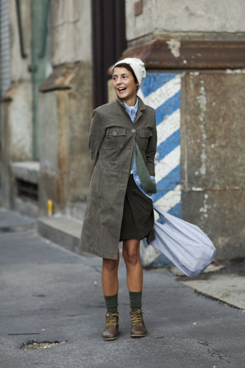On the Street….Viale Monte Grappa, Milano « The Sartorialist