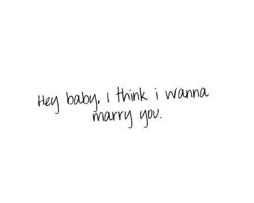 Bruno Mars // Marry You
