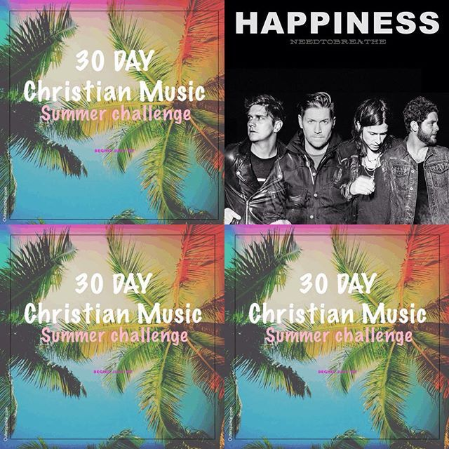 """Day 1- 30 Day #ChristianMusic #SummerChallenge"""" NEED TO BREATHE – """"HAPPINESS"""" (H A R D L O V E) – Outersparkle by Janet Eltaktouk"""