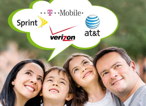 From Consumer Report - Who has the best cell phone plan for your family—and save up to $1,000 a year We compare the latest plans from ATT, Sprint, T-Mobile, and Verizon #CellPhone