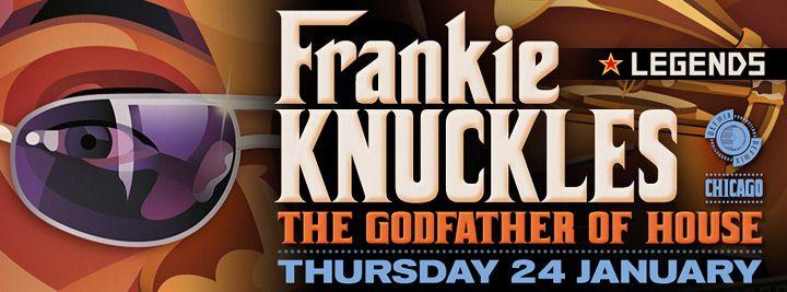 Frankie Knuckles @ The Block, Tel Aviv