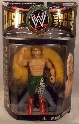 WWE WWF Wrestling Classic Superstars Series 7 - Superstar Billy Graham (MISP)