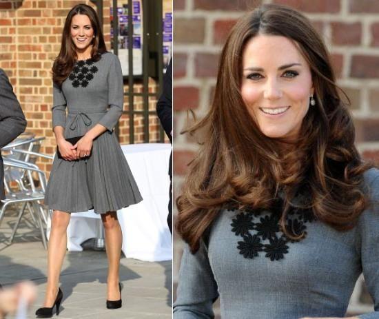 První rok Kate, vévodkyně z Cambridge | Stránky plné celebrit a luxusní módy