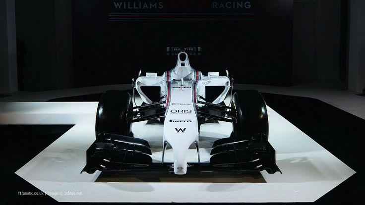 Williams Martini FW36 - 2014