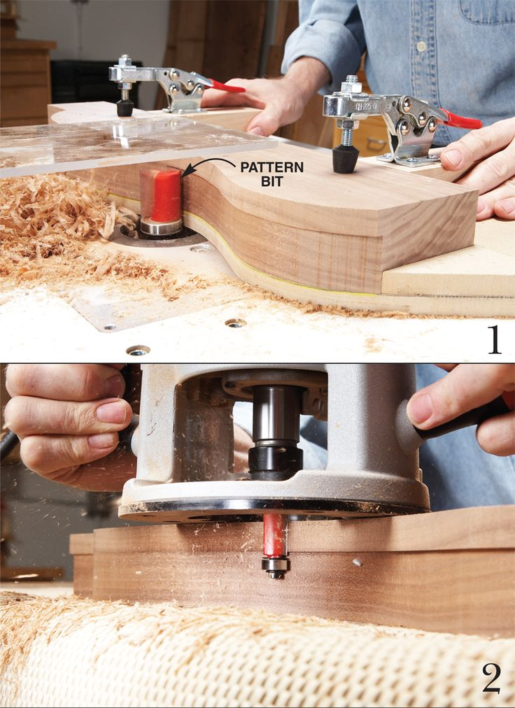 17 router tips flats belt and woodworking shop for Wood router ideas