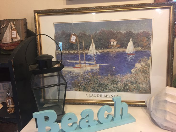 Monet Helps Us Dream Of Beach Days