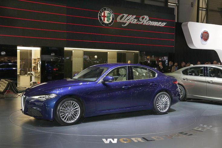 2017 Alfa Romeo Giulia engines will provide from 148 up to 503 hp.