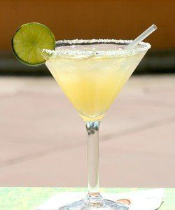 Italian Margarita 1 oz amaretto almond liqueur 2 oz sweet and sour mix 1/2 oz tequila 1/2 oz triple sec